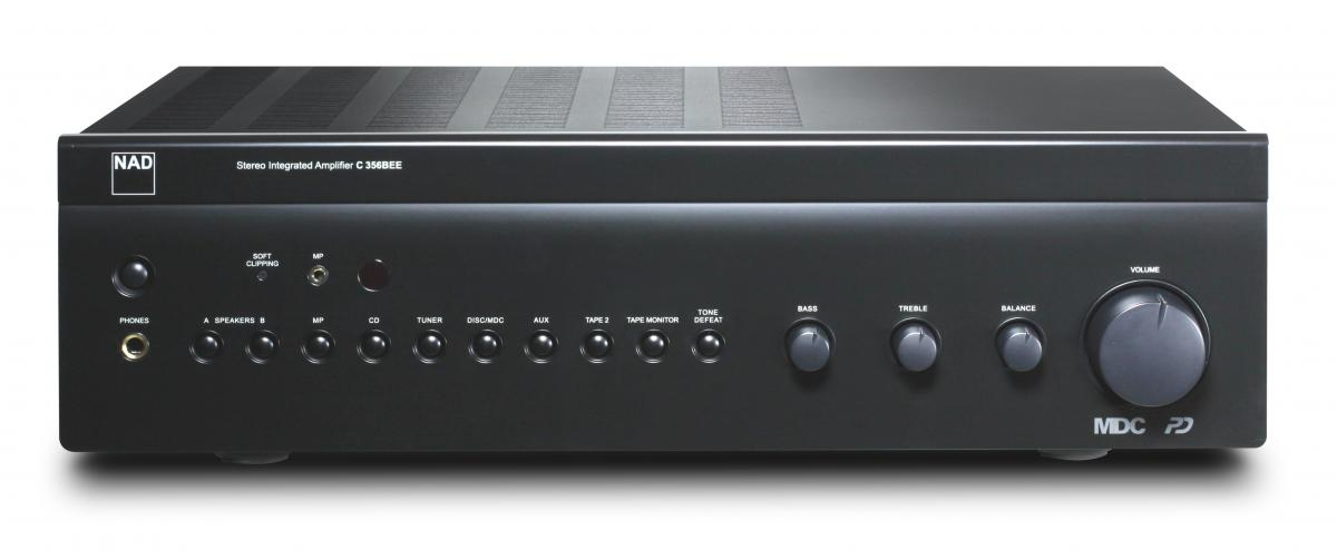C 356BEE Stereo Amplifier