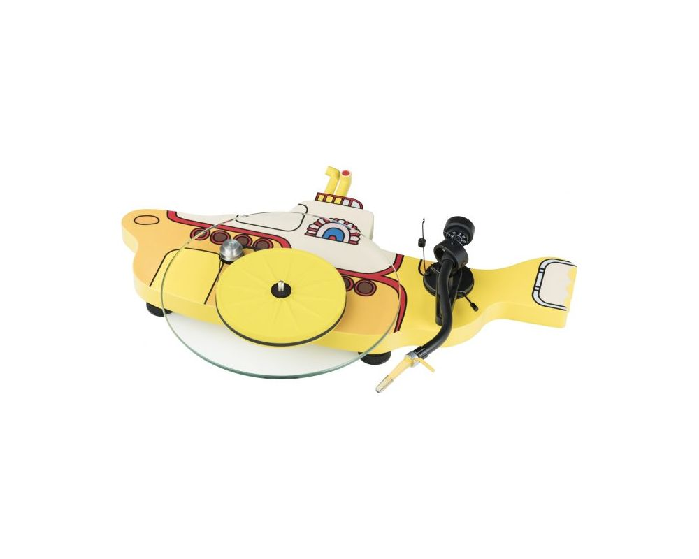 The Beatles Yellow Submarine Turntable
